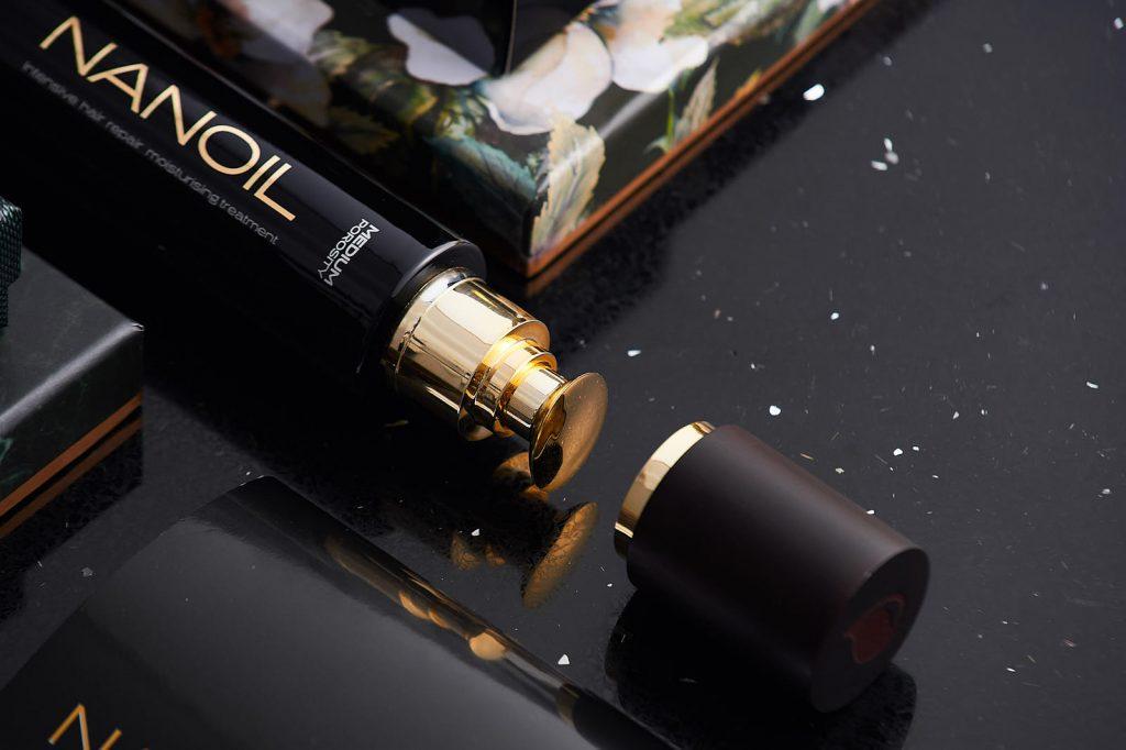 Najlepszy olejek do włosów - Nanoil