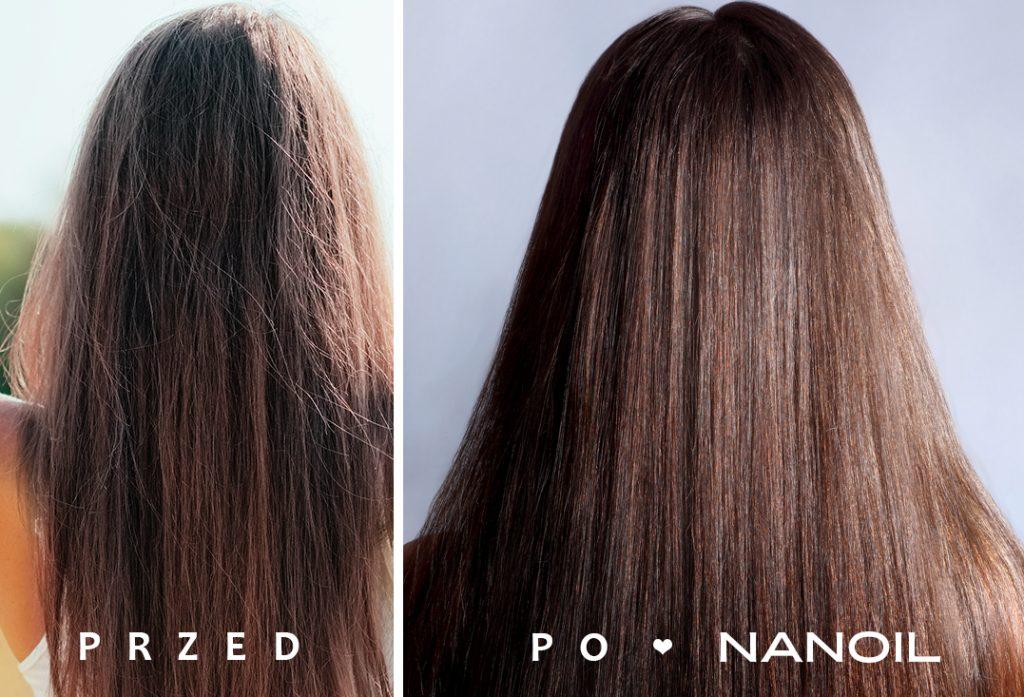 przed i po - Nanoil