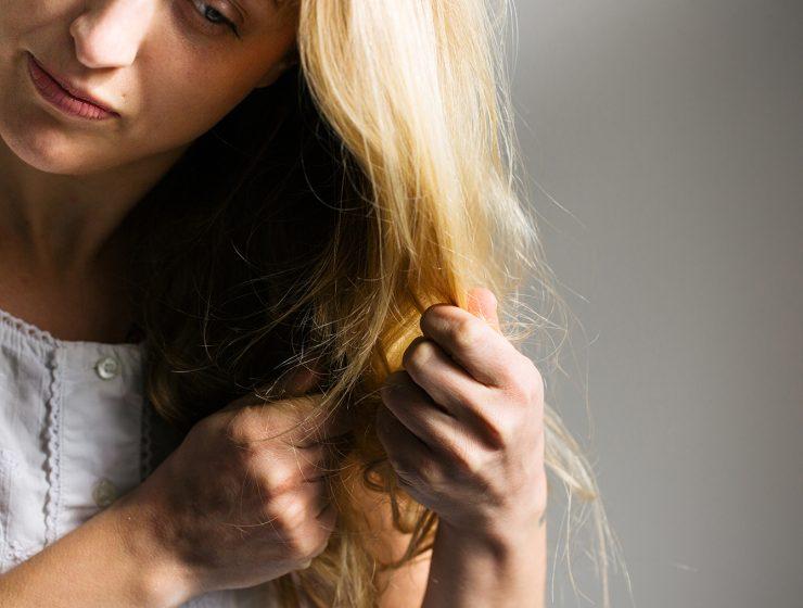 lanolina do włosów