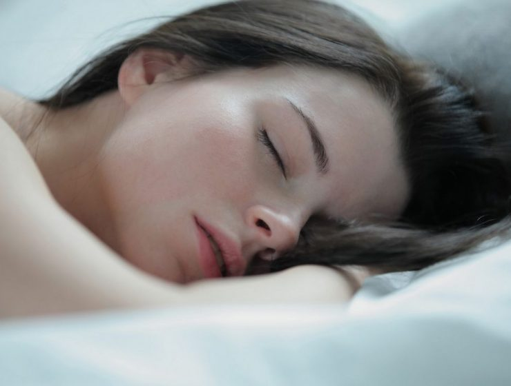 nocna pielęgnacja skóry