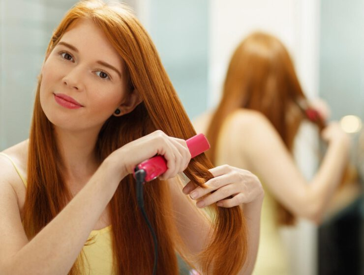 jedwab do włosów